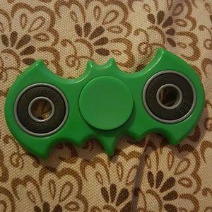 NEW Batman Green Fidget Spinner